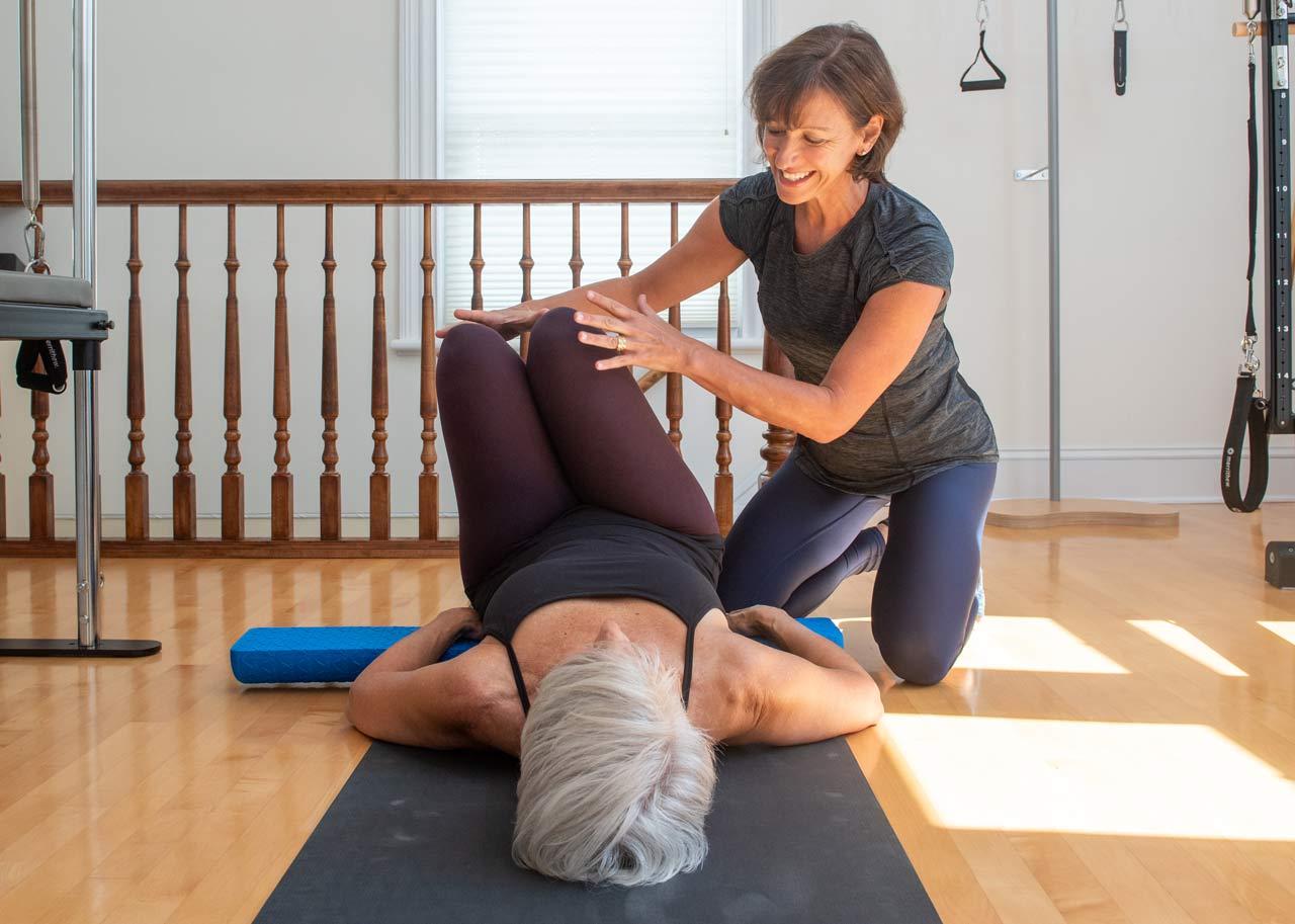 Seniors Pilates Ottawa
