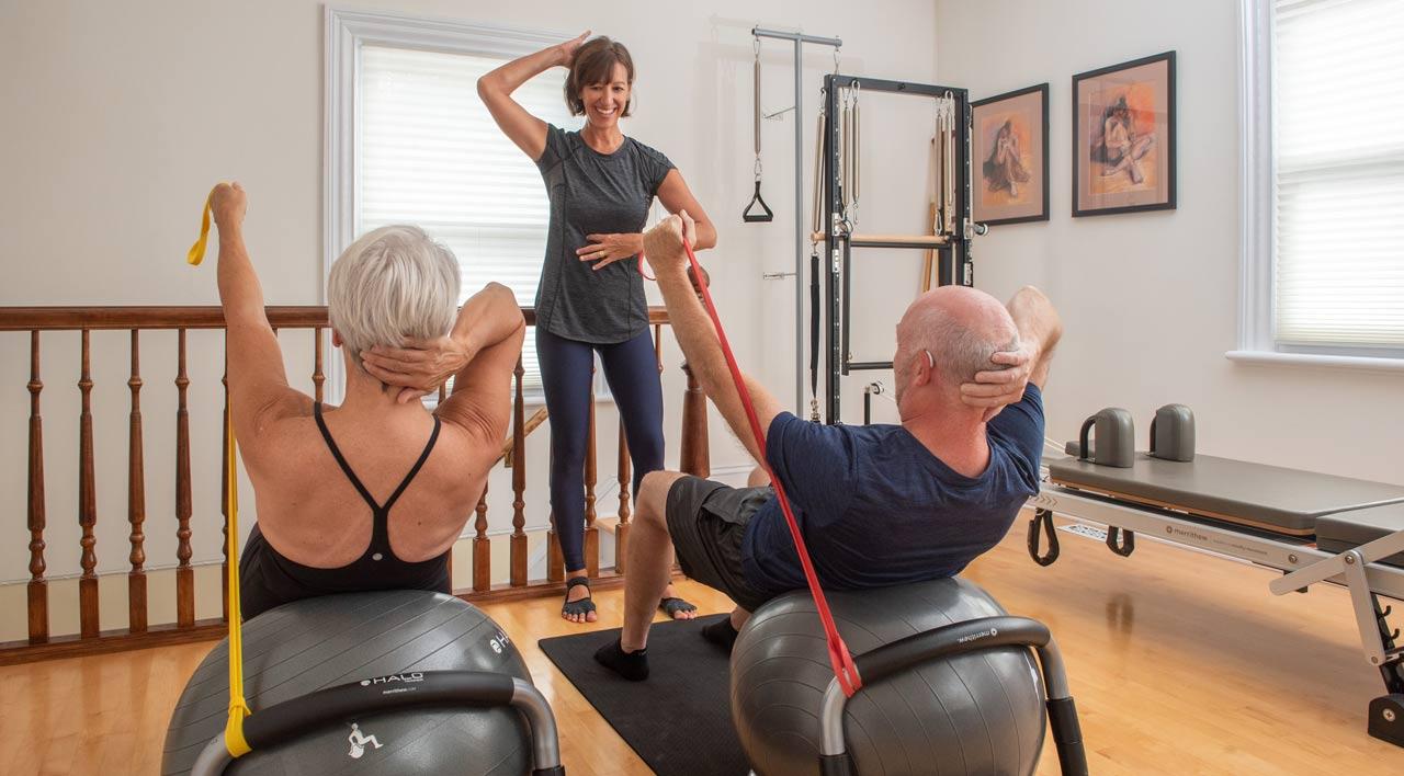 Senior Pilates Classes Ottawa
