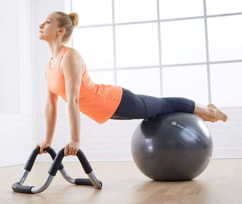Halo® Trainer Plus with Stability Ball™