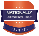 Nationally Certified Pilates Teacher