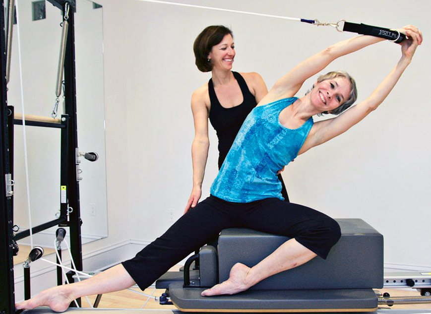 CorSano Pilates Ottawa Online Zoom Classes
